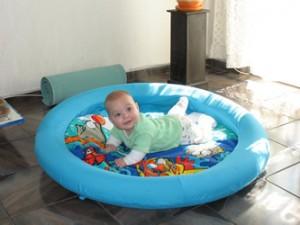 Бебешка гимнастика