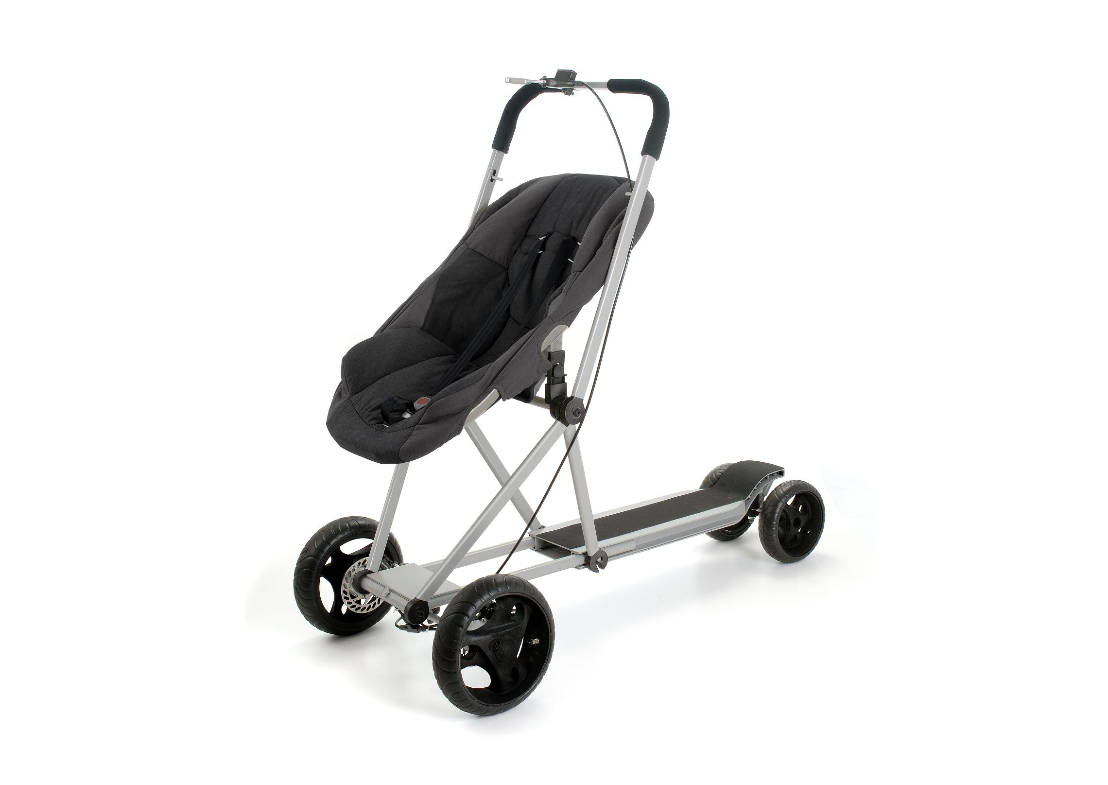 Baby Carriage-Scooter | Chipolino Blog